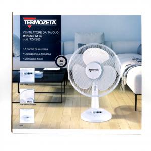 Ventilatore da tavolo cm40 con 3 velocità