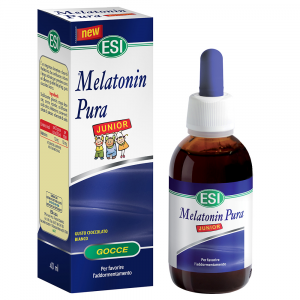 Esi Melatonina Pura Junior Gocce 40 ML