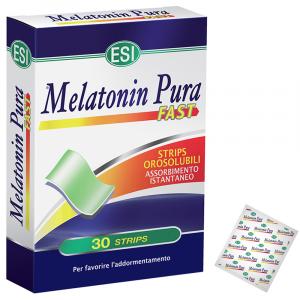 Esi Melatonina Pura Fast 30 Strips