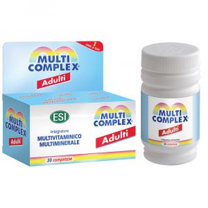 Esi Multicomplex Adulti 30 Compresse