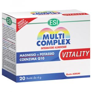 Esi Multicomplex Vitality 20 Buste