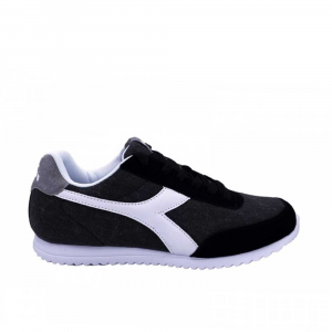 Diadora Jog Light C Black Palama Grey da Uomo