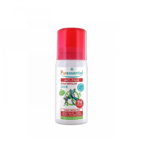 Puressentiel Baby Repellent And Soothing Spray 60ml