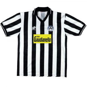 1992-93 Udinese Maglia Match worn/issue #14 XL (Top)