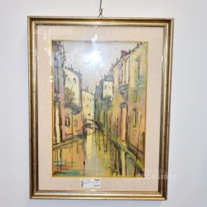 Quadro Dipinto Venezia