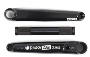 The Shadow Conspiracy Odin Cranks   Colore Black