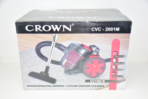 CROWN Aspirapolvere Cyclon CVC-2001M Elettrodomestici pulizia della casa