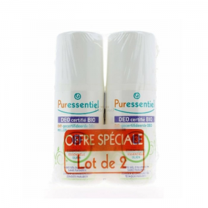 Puressentiel Deo Roll On 2x50ml