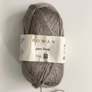 Pure linen Rowan