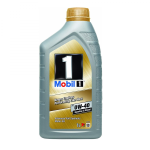 OLIO MOTORE MOBIL ADVANCED FULL-SYNTHETIC BENZINA & DIESEL 0W40 1L