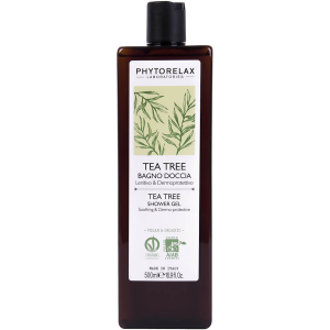 PHYTORELAX Tea Tree Bagnodoccia 500ml