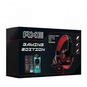Axe Dark Temptation Deodorante Spray 150ml Set 4 Parti 2020