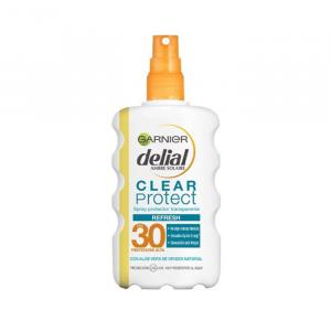 Delial Clear Protect Spray Protettivo Trasparente Spf30 200ml