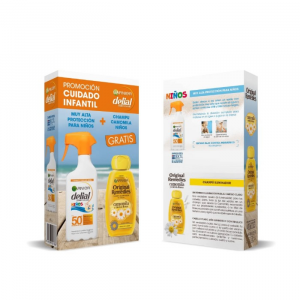Delial Children Sun Milk Spray Spf50 200ml Set 2 Parti 2020
