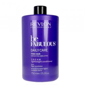 Revlon Be Fabolous Daily Fine Cream Conditioner 750ml