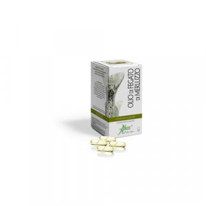 Aboca Fegato Di Merluzzo – Concentrato Oleoso Contiene 50 opercoli