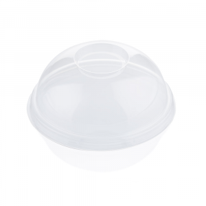 Coperchi a cupola per bicchieri in PLA 300-400 ml - Polarity