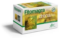 Aboca Fitomagra Drena Plus Tisana Confezione da 20 bustine