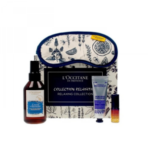L'Occitane Immortelle Relaxing Set 4 Parti 2020