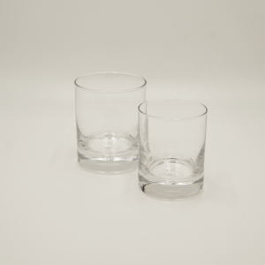 BICCHIERE BARGLASS WHISKY CL.28