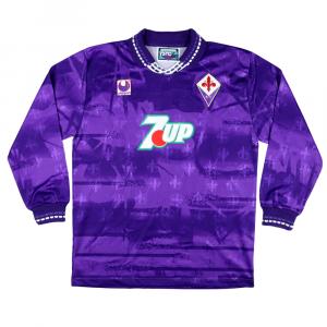 1993-94 Fiorentina Maglia match worn/issue #17 XL (Top)