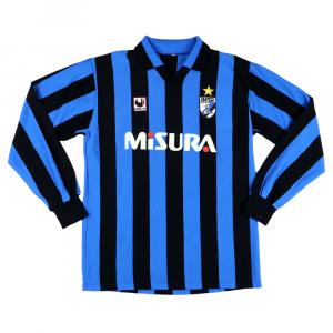 1988-89 Inter Maglia Home #10 Matthäus L (Top)
