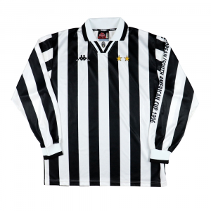 1996 Juventus Maglia Coppa Intercontinentale XL (Top)