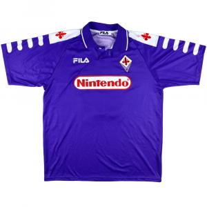 1998-99 Fiorentina Maglia Match Issue #16 Esposito XL (Top)