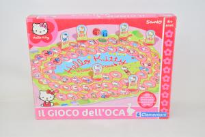 Gioco Il Gioco Del'oca Di Hello Kitty