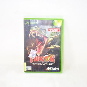 Videogioco X Box Turok Evolution Italiano