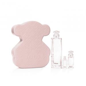 Tous Eau De Toilette Spray 90ml Set 3 Pieces 2020