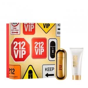 Carolina Herrera 212 Vip Eau De Parfum Spray 50ml Set 2 Parti 2020