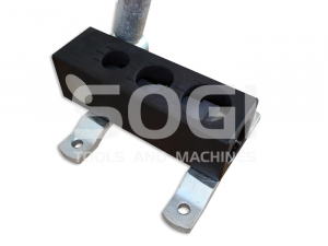 Scantonatrice manuale per tubi SOGI SMU-43M professionale