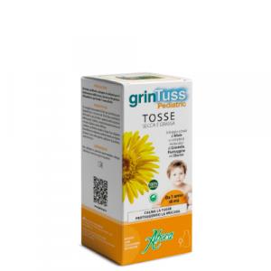 Aboca Grintuss Pediatric Sciroppo Flacone da 180 g
