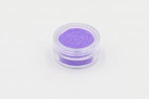 Polvere Glitter Viola per Nail Art