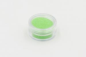 Polvere Glitter Verde per Nail Art