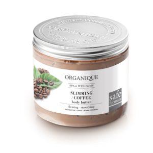 Organique Burro Anticellulite Caffè 200ml