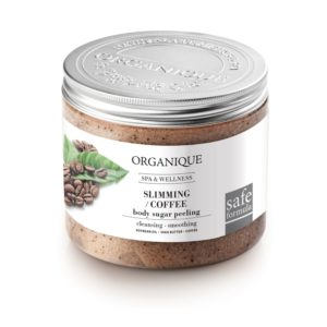 Organique Peeling Anticellulite Caffè 200ml