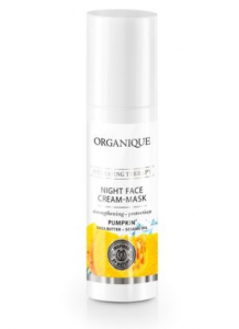 Organique Night Face Cream-Mask Zucca 50ml