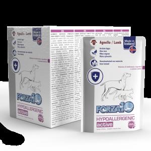Hypoallergenic con agnello