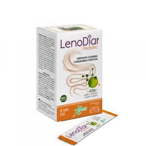 Aboca Lenodiar Pediatric Confezione da 12 bustine granulari