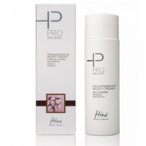 Hinò Reinassance Body Cream 200 ML