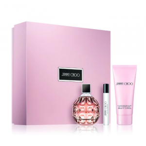Jimmy Choo Eau De Parfum Spray 100ml Set 3 Parti 2020