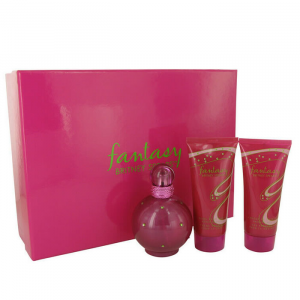 Britney Spears Fantasy Eau De Parfum Spray 100ml Set 3 Parti 2020