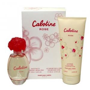 Parfums Grès Cabotine Rose Eau De Toilette Spray 100ml Set 2 Parti 2020