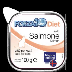 Solo Diet Salmone