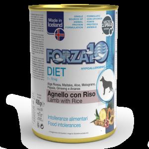 Diet Agnello con Riso