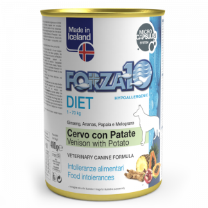 Diet Cervo con Patate