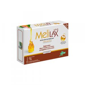 Aboca Melilax 6 Microclismi monouso