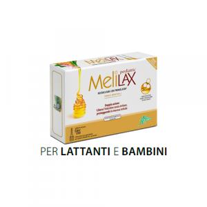 Aboca Melilax Pediatric 6 Microclismi monouso
